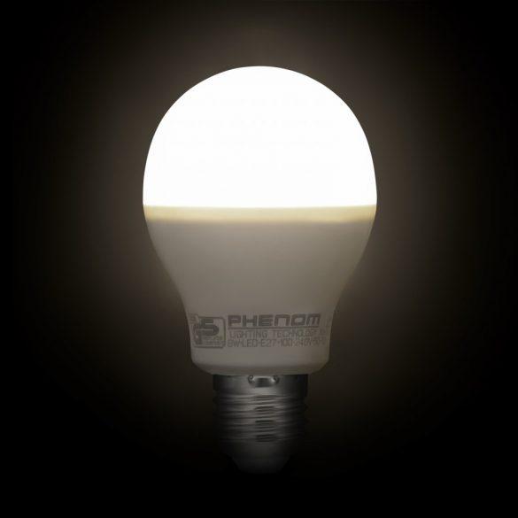 Phenom LED izzó 8W E27 középfehér
