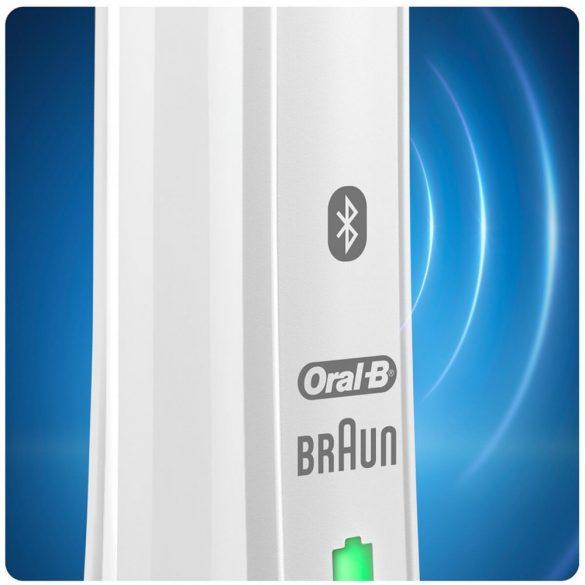 Oral-B Smart 4 4000 elektromos fogkefe 2+2 db fogkefefejjel, White box