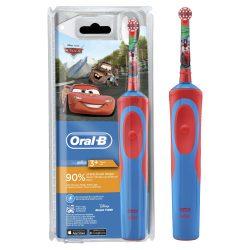Oral-B Vitality Cars D12.513 gyermek elektromos fogkefe