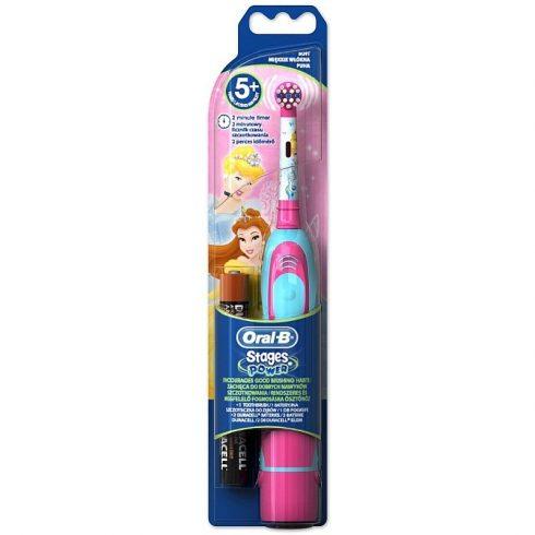 Oral-B D2 Gyermek elemes fogkefe