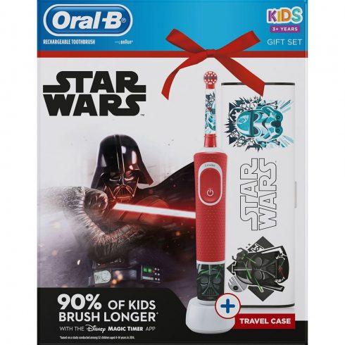 Oral-B D100 Vitality Star Wars gyermek elektromos fogkefe + utazótok
