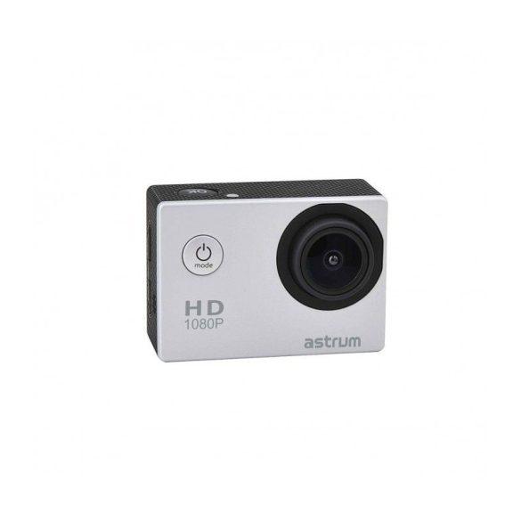 Astrum SC120 akciókamera/sportkamera, fekete,ezüst