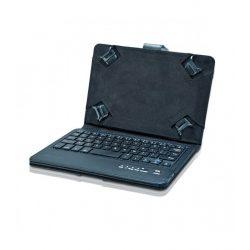 """Astrum TB070 univerzális tablet tok Bluetooth 3.0 billentyűzettel 7/8"""", fekete"""
