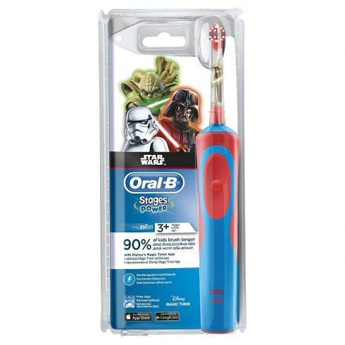 Oral-B Vitality Star Wars D12.513 gyermek elektromos fogkefe