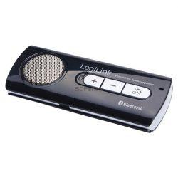 LogiLink BT0014 Bluetoothos autós kihangosító szett