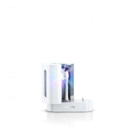 Philips Sonicare FlexCare Platinum HX9172/14 szónikus elektromos fogkefe UV fertőtlenítővel
