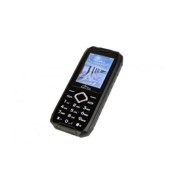 Media-Tech MT848 DUAL SIM IP67 por és cseppálló mobiltelefon