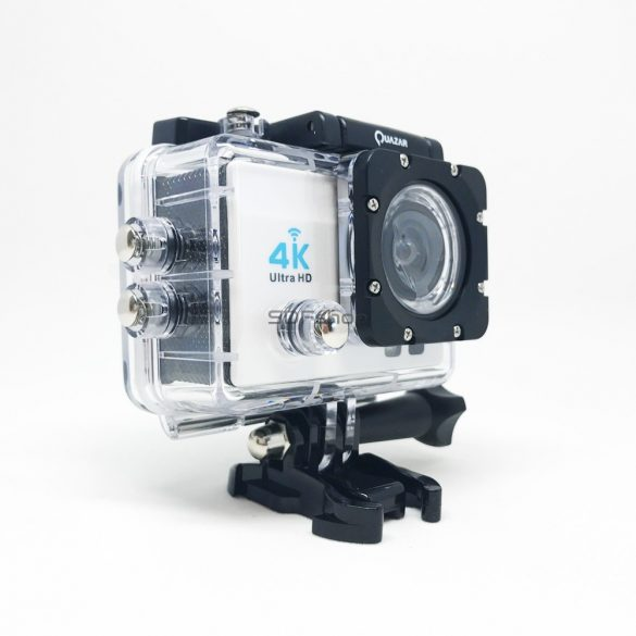 Quazar Blackbox UltraHD Wifi sportkamera/akciókamera +1DB ajándék akkumulátorral