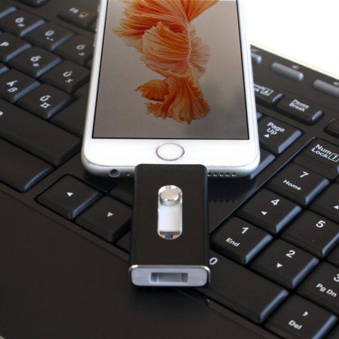 Quazar i-Storer Okos pendrive, iPhone, iPad eszközökhöz