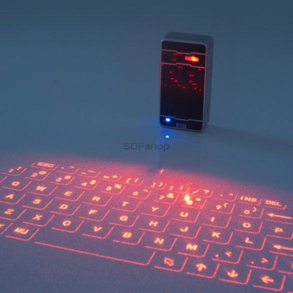 Quazar Laser Keyboard Virtuális lézer billentyűzet