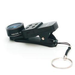 Quazar Mobile Lens 4X lencse szett
