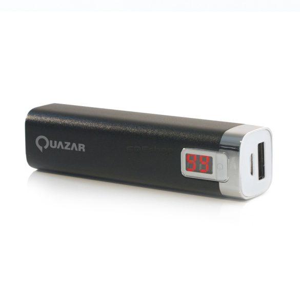 Quazar Spacetanker Powerbank 2.600mAh külső akkumulátor okos eszközökhöz
