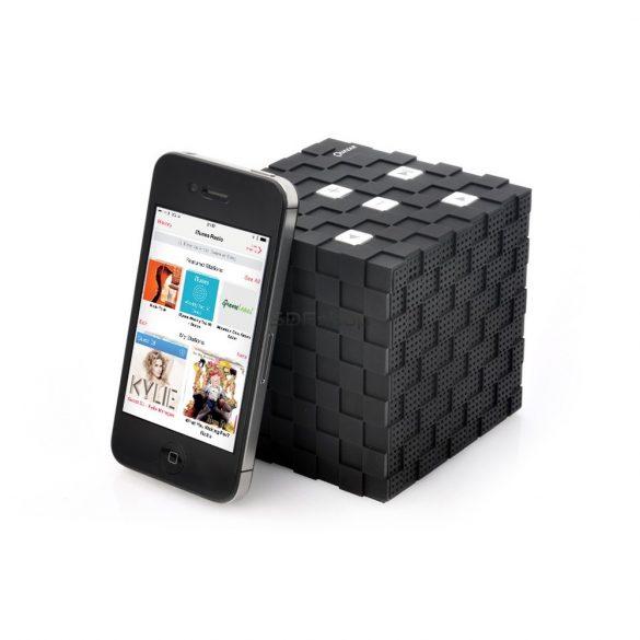 Quazar Monolit Speaker Stílusos, többfunkciós Bluetooth hangszóró