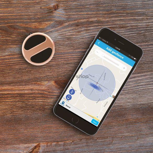 Quazar Q-Tracker Disk Személyi GPS tracker