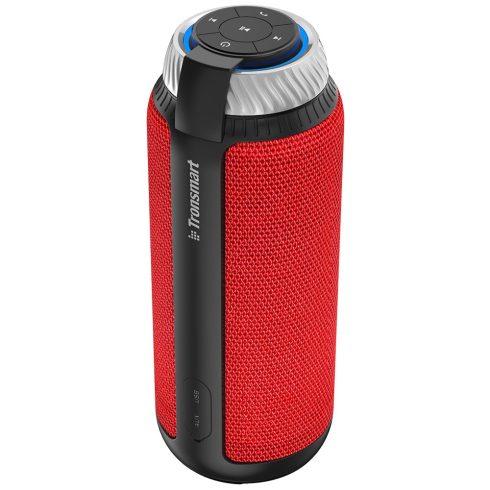 Tronsmart Element T6 vezeték nélküli Bluetooth hangszóró, piros