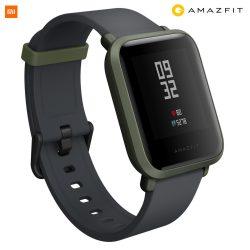 Xiaomi Amazfit Bip GPS-es fitness okosóra, zöld