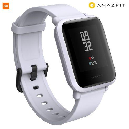 Xiaomi Amazfit Bip GPS-es fitness okosóra, szürke
