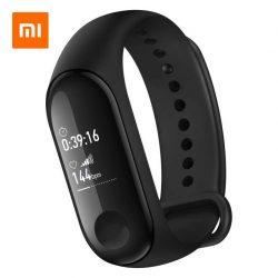 Xiaomi Mi Band 3 aktivitásmérő, fekete