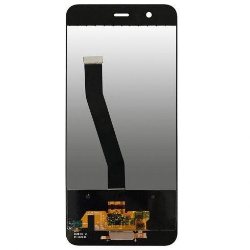 Huawei Ascend P10 fekete LCD kijelző érintővel