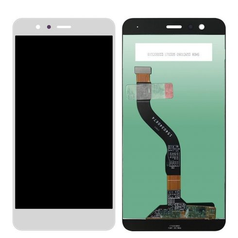 Huawei Ascend P10 Lite fehér LCD kijelző érintővel