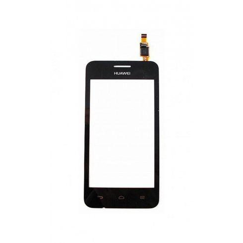 Huawei Ascend Y330 fekete érintő