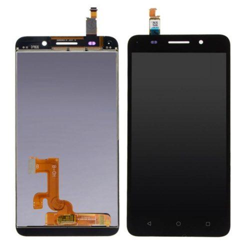 Huawei Honor 4X fekete LCD kijelző érintővel