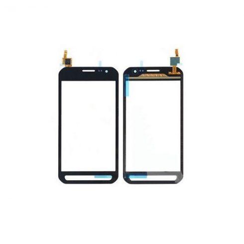 Samsung G388F Xcover 3 fekete érintő