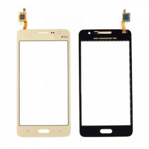 Samsung G531F Grand Prime arany érintő