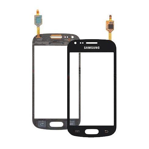 Samsung S7270 Galaxy Ace 3 fekete érintő