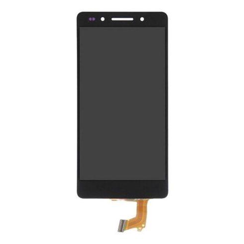 Huawei Honor 7 fekete LCD kijelző érintővel