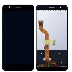 Huawei Honor 8 fekete LCD kijelző érintővel