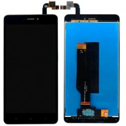 Xiaomi Redmi Note 4X / Note 4 global fekete LCD kijelző érintővel, gyári