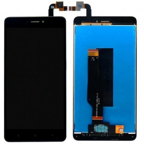 Xiaomi Redmi Note 4X global fekete LCD gyári kijelző érintővel