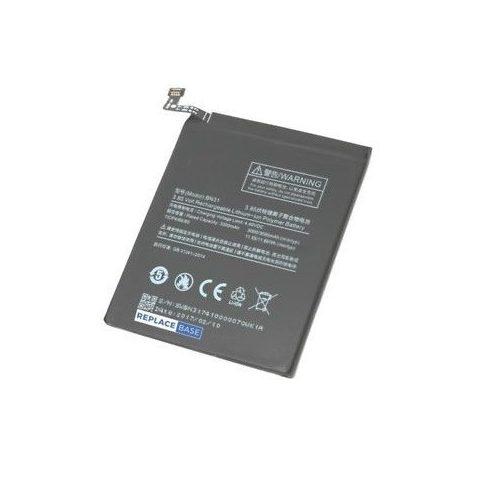 Xiaomi BN31 gyári akkumulátor Li-Ion Polymer 3080mAh (Mi5X  Redmi Note 5A)