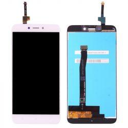 Xiaomi Redmi 4X fehér LCD kijelző érintővel