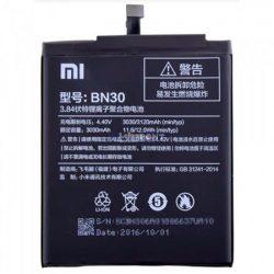 Xiaomi BN30 gyári akkumulátor Li-Ion 3120mAh (Xiaomi Redmi 4A)