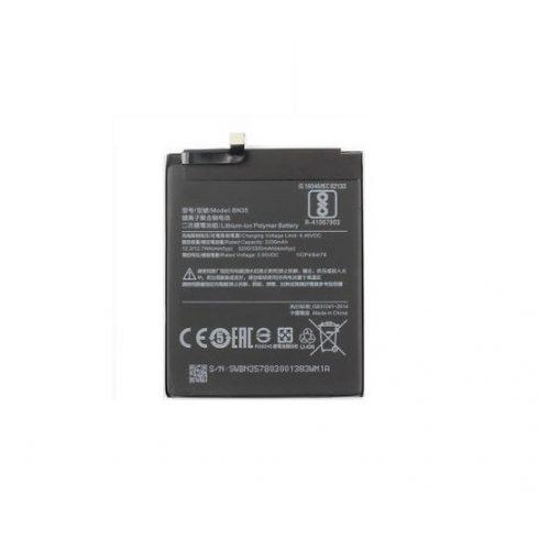 Xiaomi BN35 gyári akkumulátor 3200mAh (Redmi 5 5.7)
