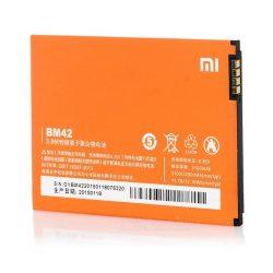 Xiaomi BM42 gyári akkumulátor Li-Ion 3100mAh (Xiaomi Redmi Note)