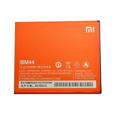 Xiaomi BM44 gyári akkumulátor Li-Ion 2200mAh (Xiaomi Redmi 2)