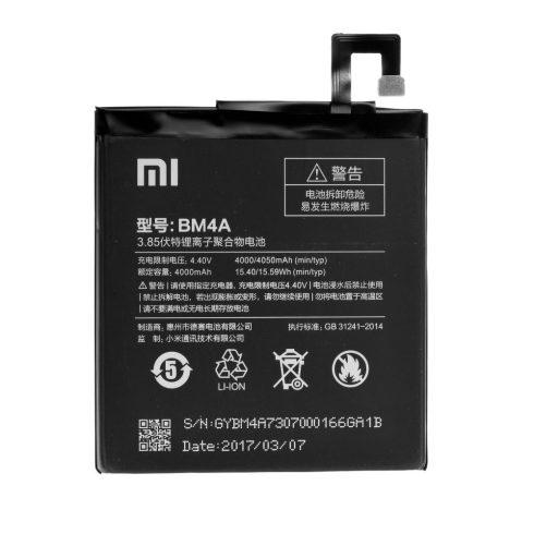 Xiaomi BM4A gyári akkumulátor Li-Ion 4000mAh (Xiaomi Redmi Pro)