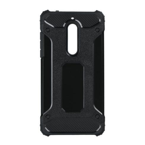Forcell Armor Nokia 5 ütésálló szilikon/műanyag tok fekete