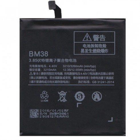Xiaomi BM38 gyári akkumulátor 3210mAh (Mi 4S)