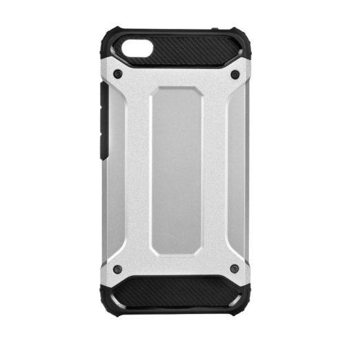 Forcell Armor Xiaomi Redmi Note 5A ütésálló tok, ezüst