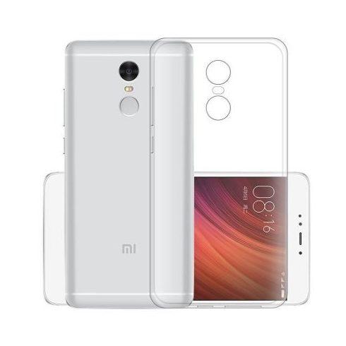 Xiaomi Redmi 5 átlátszó vékony szilikon tok