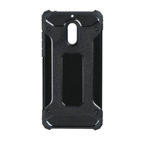 Forcell Armor Nokia 8 ütésálló szilikon/műanyag tok fekete
