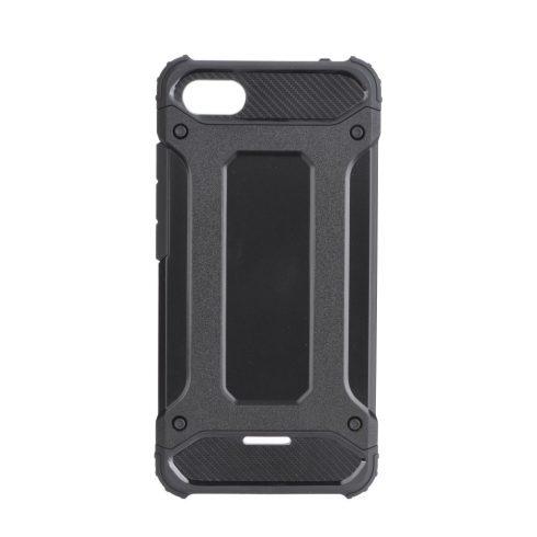 Forcell Armor Xiaomi Redmi 6A ütésálló tok, fekete