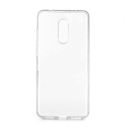 Xiaomi Redmi 6 átlátszó vékony szilikon tok