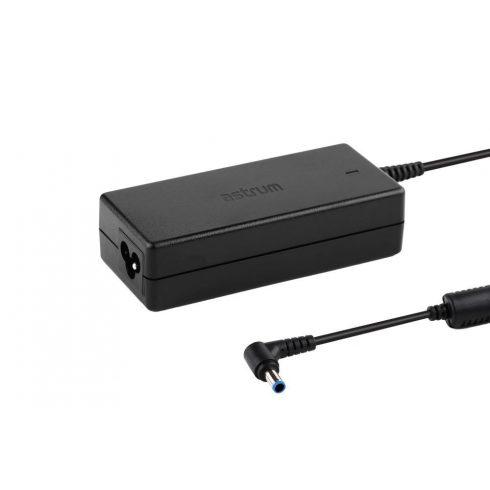 Astrum CL510 (CH-HP60WS) laptop töltő 65W, HP