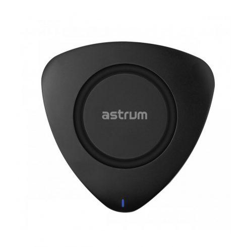 Astrum CW200 Qi 2.0 töltő 5W, fekete