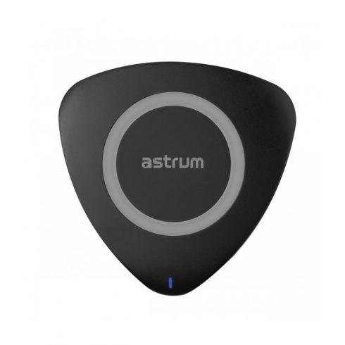 Astrum CW200 Qi 2.0 töltő 5W, fekete-szürke
